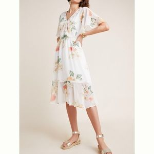 NWT FARM RIO 'Eloisa' Floral Dress